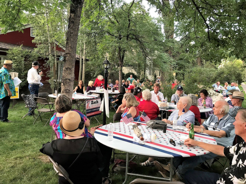 Tom Ready 2018 Steak Fry Republican Fundraiser,