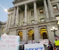 Protect Mueller Rally at the Capitol 11.8.18