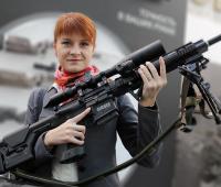 Russian spy Maria Butina