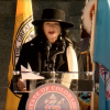 Poet Anne Waldman at Gov. Polis Inauguration