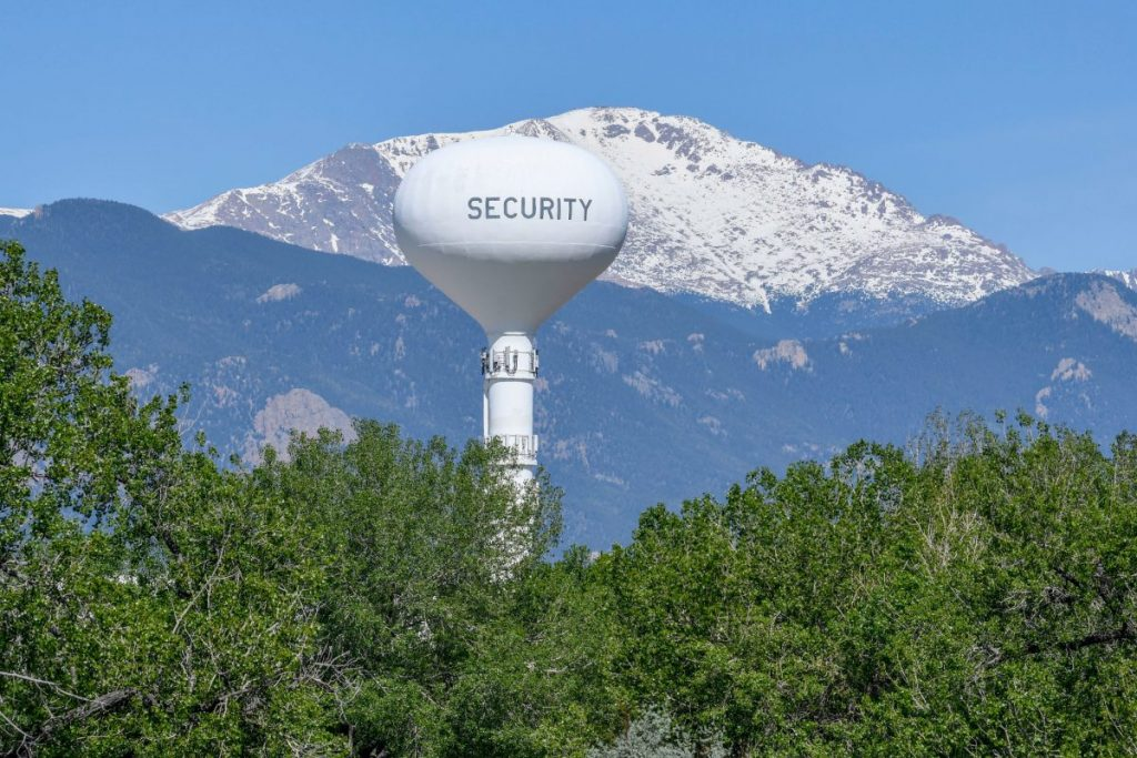 Security-Widefield is an El Paso County community near to Peterson Air Force Base