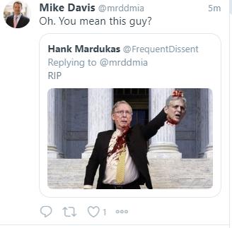 Former Colorado Republican Attorney Mike Davis Tweets