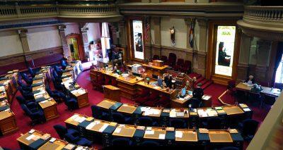 CO State Senate Chamber