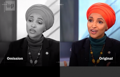 JeffCo Republicans Share Deceptively Edited Video of Rep. Omar