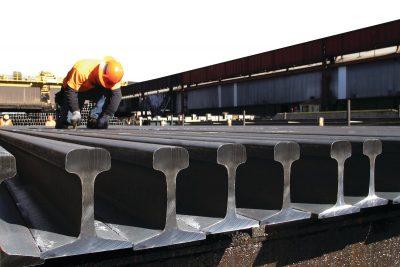 Pueblo EVRAZ Steelworker