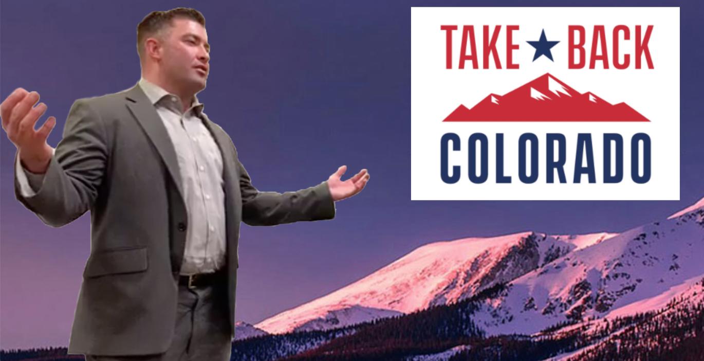 "Patrick Neville ""Take Back Colorado"""