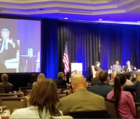 Cory Gardner at Colorado Chamber of Commerce Luncheon