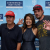 Proud Boys' Louis Huey & Michelle Malkin at CCU